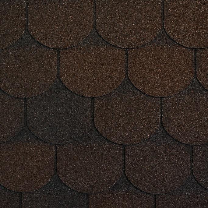 Ruflex Ornami Темный шоколад